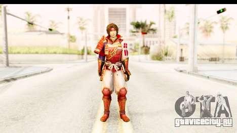 Sengoku Musou 4 - Sanada Yukimura для GTA San Andreas второй скриншот
