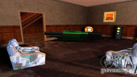 BAZUKA RLX-9157 для GTA San Andreas пятый скриншот