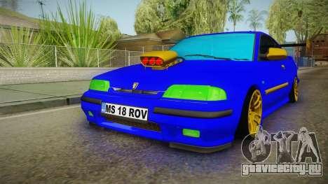 Rover 220 Bozgor Edition для GTA San Andreas вид справа