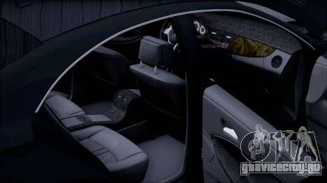 Mercedes-Benz Cls 630 для GTA San Andreas вид сверху