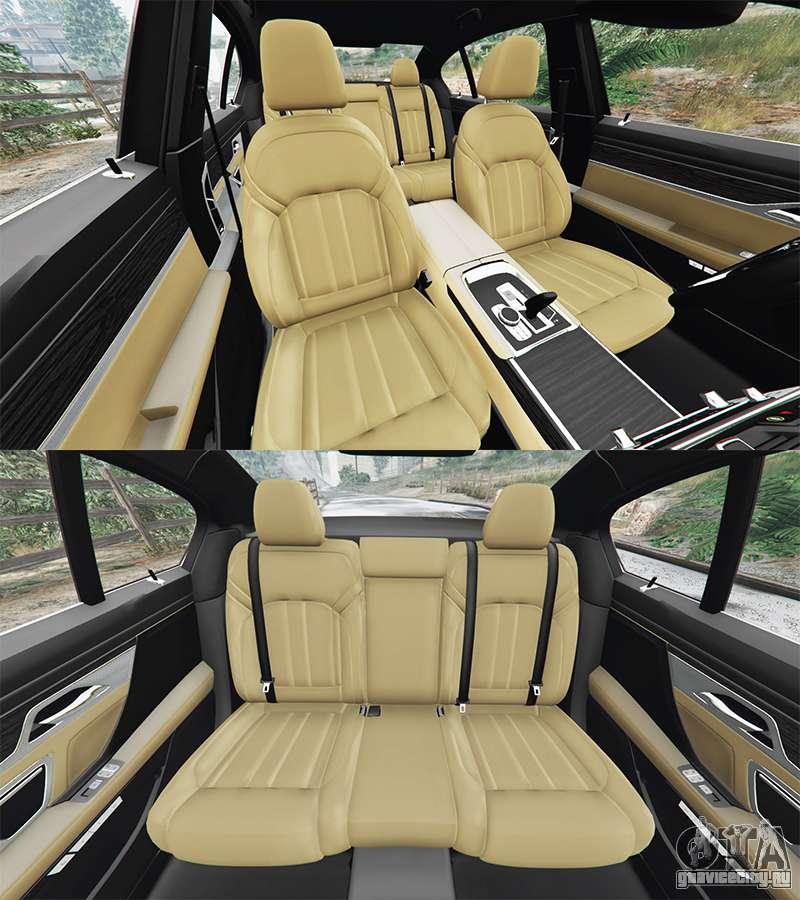 Bmw Xdrive M Sport: BMW 750i XDrive M Sport (G11) [add-on] для GTA 5