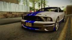 Ford Mustang Shelby GT500KR Super Snake для GTA San Andreas
