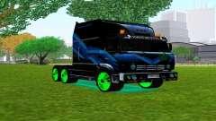 КамАЗ 54112 RIAT для GTA San Andreas