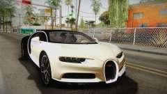 Bugatti Chiron 2017 v2.0 Italian Plate для GTA San Andreas