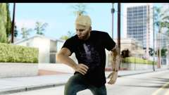 Blonde Messi