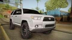 Toyota 4runner 2010 для GTA San Andreas