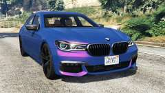 BMW 750i xDrive M Sport (G11) [add-on] для GTA 5