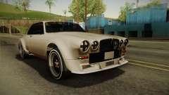 Jaguar Broadspeed XJC