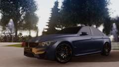BMW M3 F30 30 Jahre для GTA San Andreas