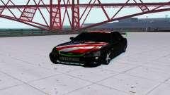 VAZ 2170 LADA PRIORA для GTA San Andreas
