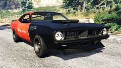 Plymouth Cuda BeckKustoms