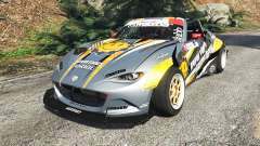 Mazda MX-5 (ND) RADBUL Mango [replace]