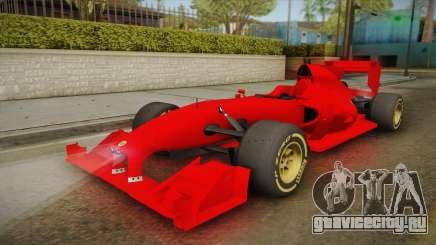Lotus F1 T125 для GTA San Andreas