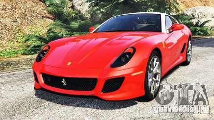 Ferrari 599 GTO [add-on] для GTA 5