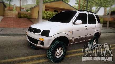 Toyota Daihatsu Terios 2000 для GTA San Andreas