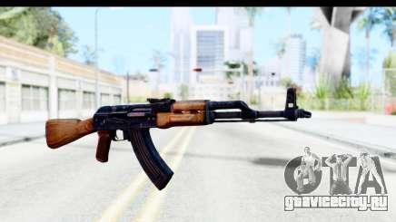 Kalashnikov AKM для GTA San Andreas