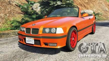 BMW 328i (E36) M-Sport v1.1 [replace] для GTA 5