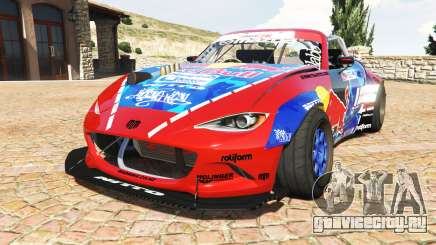Mazda MX-5 (ND) RADBUL Mad Mike v1.1 [replace] для GTA 5
