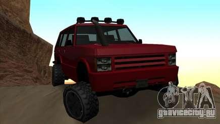Huntley Offroad для GTA San Andreas
