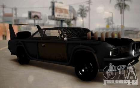 Mad Tampa для GTA San Andreas вид слева