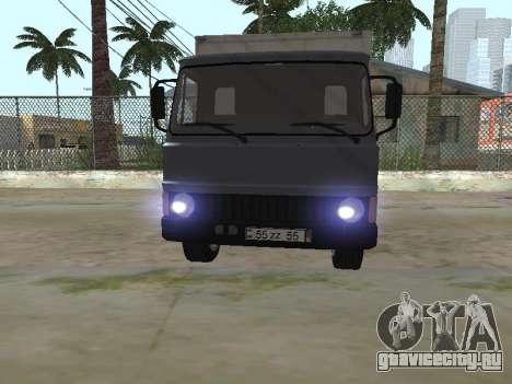 Zastava 640 Armenian для GTA San Andreas вид сбоку