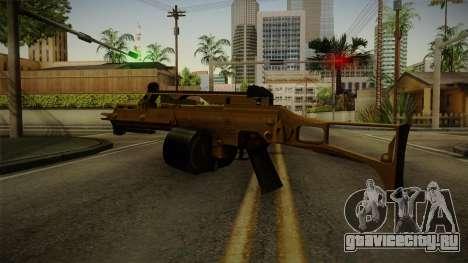 HK G36C v2 для GTA San Andreas третий скриншот