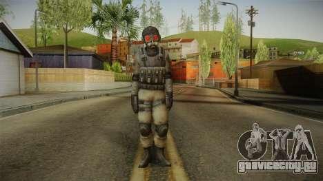 Resident Evil ORC - USS v1 для GTA San Andreas второй скриншот