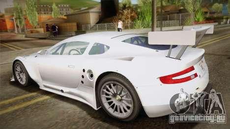 Aston Martin Racing DBR9 2005 v2.0.1 YCH для GTA San Andreas вид слева