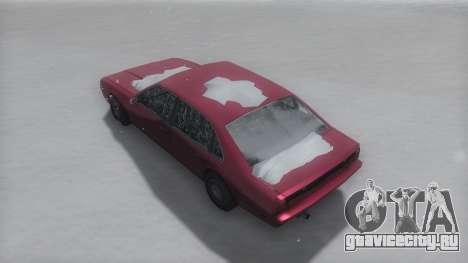 Emperor Winter IVF для GTA San Andreas