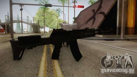 Call of Duty Ghosts - AK-12 with Scope для GTA San Andreas третий скриншот