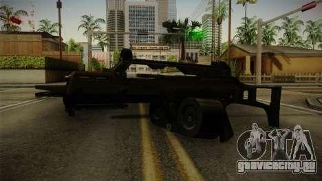 HK G36C v1 для GTA San Andreas второй скриншот
