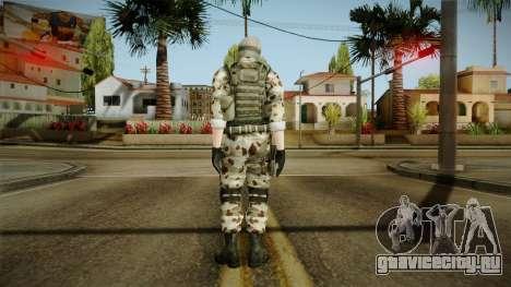 Resident Evil ORC Spec Ops v1 для GTA San Andreas третий скриншот