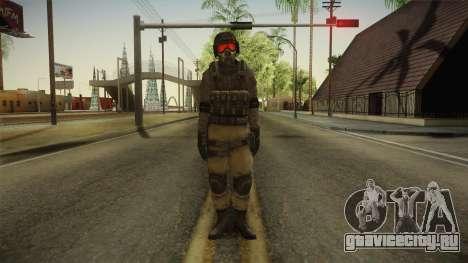 Resident Evil ORC - USS v4 для GTA San Andreas второй скриншот