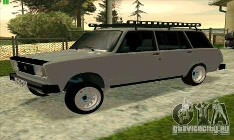 ВАЗ 2104 Красноярский Azelow style для GTA San Andreas