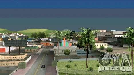 Светлый timecyc для GTA San Andreas второй скриншот