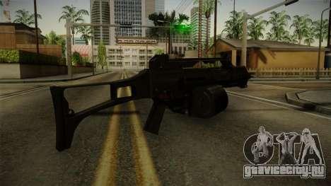 HK G36C v1 для GTA San Andreas третий скриншот