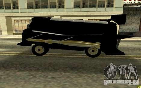 UAZ BUXANKA для GTA San Andreas вид слева