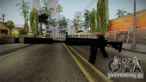HK416 v3 для GTA San Andreas