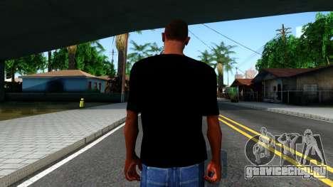 Apple T-shirt для GTA San Andreas третий скриншот