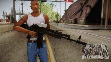 Call of Duty Ghosts - AK-12 with Scope для GTA San Andreas