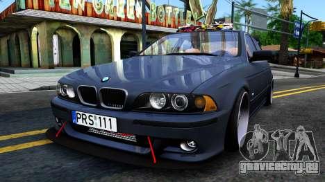 BMW e39 530d для GTA San Andreas