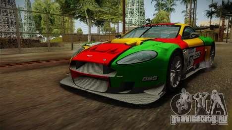 Aston Martin Racing DBR9 2005 v2.0.1 Dirt для GTA San Andreas
