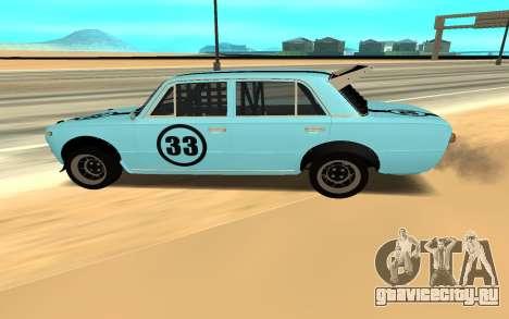 VAZ 2101 Autosport для GTA San Andreas вид слева