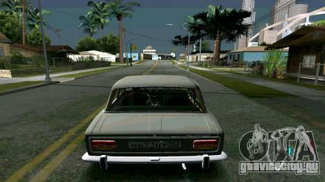 Светлый timecyc для GTA San Andreas четвёртый скриншот