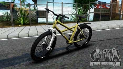 MTB Enhance для GTA San Andreas