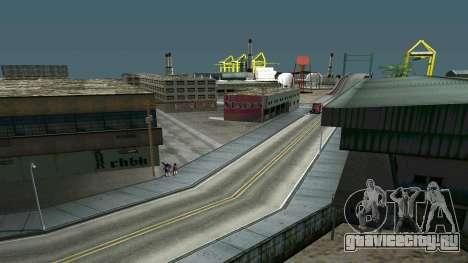 Светлый timecyc для GTA San Andreas третий скриншот