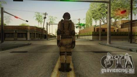 Resident Evil ORC - USS v1 для GTA San Andreas третий скриншот