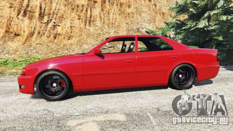 Toyota Chaser (JZX100) cambered [add-on] для GTA 5