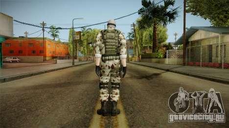 Resident Evil ORC Spec Ops v3 для GTA San Andreas третий скриншот