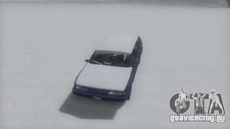 Solair Winter IVF для GTA San Andreas вид справа